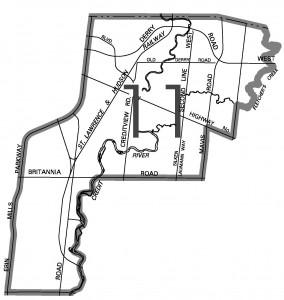 Ward 11 Map